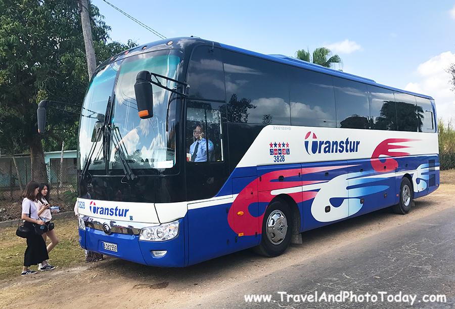 Trans bus