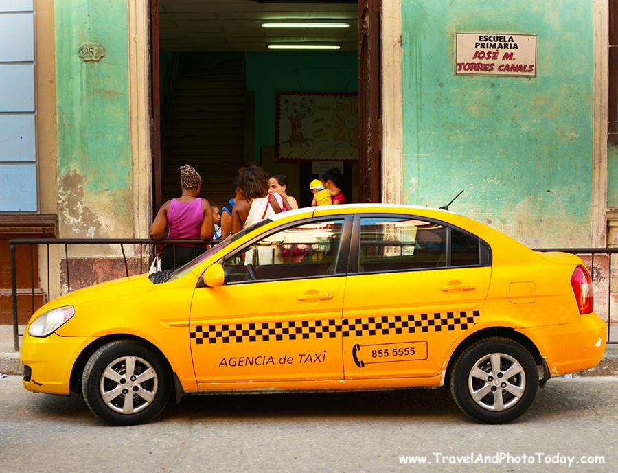 Trans taxi