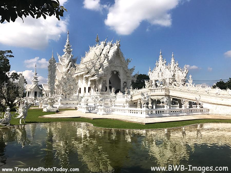 White Temple - Chiang Rai Thailand