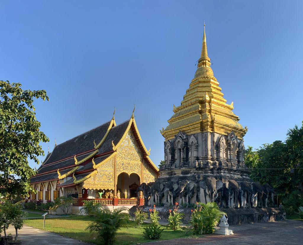 EXPLORING WAT CHIANG MAN - Chiang Mai, Thailand