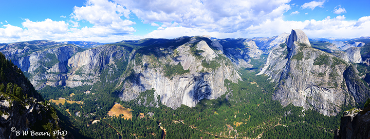 Yosemite Panorama copy