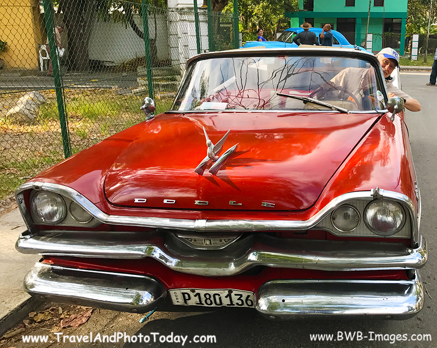 Cuba Travel Planner - Transportation - In City Travel