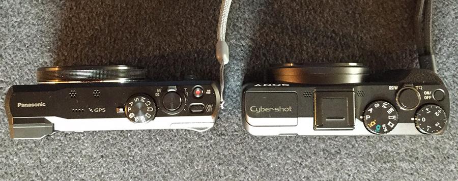 cameras top