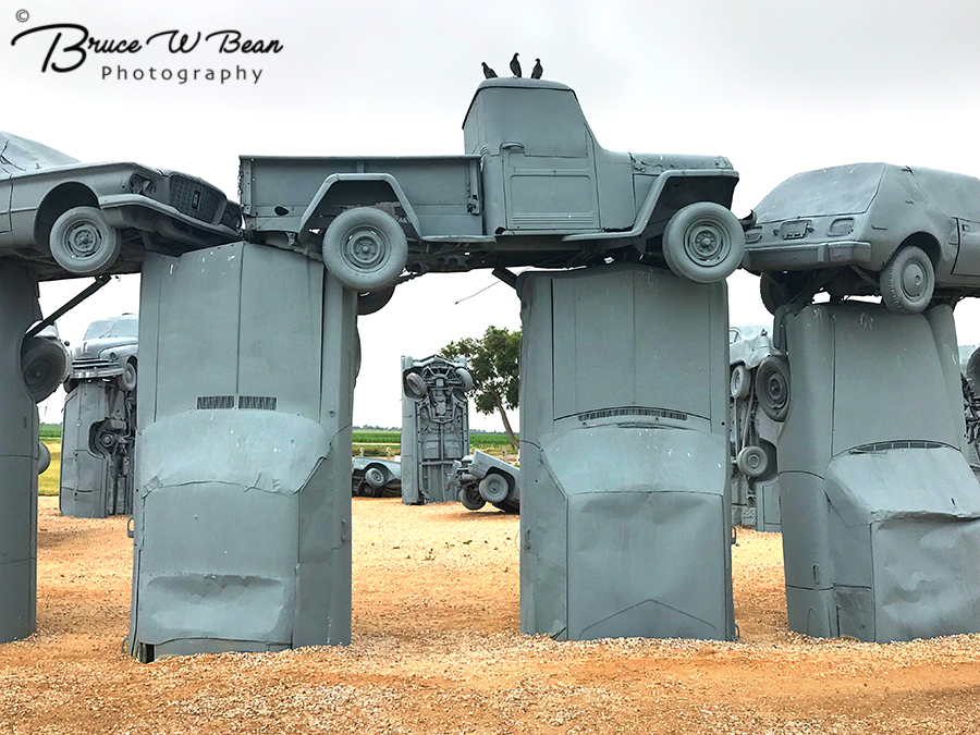 CARHENGE - Off The Beaten Track Travels