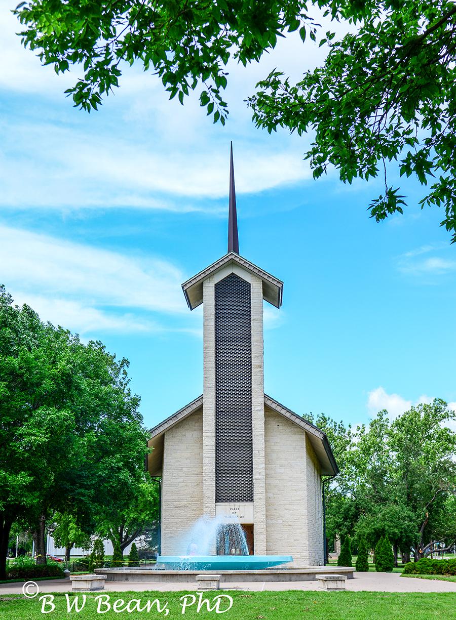 dday chapel