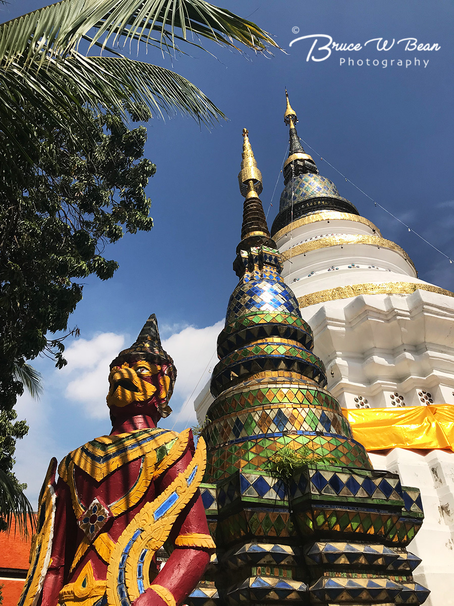 Visit Wat Ket Karam - Chiang Mai, Thailand - Travel And Photo Today