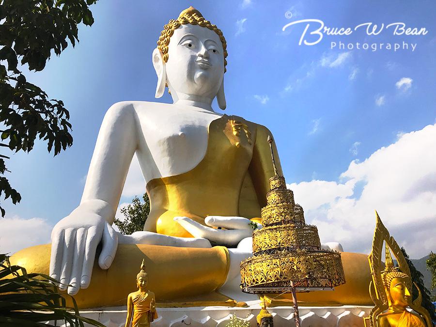 Wat Phrathat Doi Kham - Chiang Mai Thailand