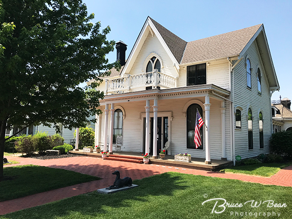 Amelia Earhart's Home - Kansas City Day Trip