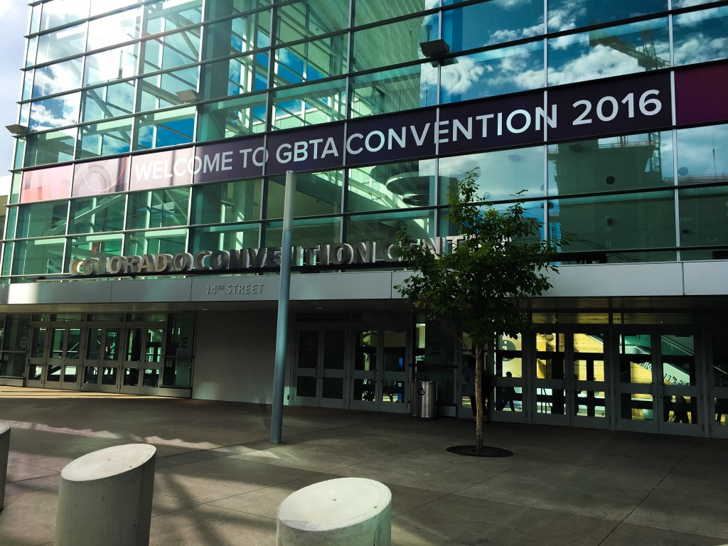 Colorado Convention Center Main Entrance Area