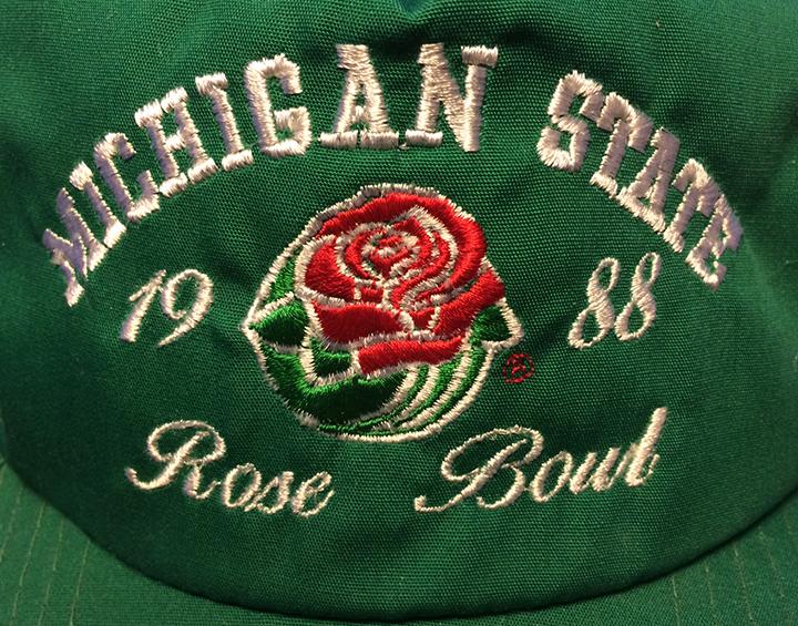 rosebowl cap
