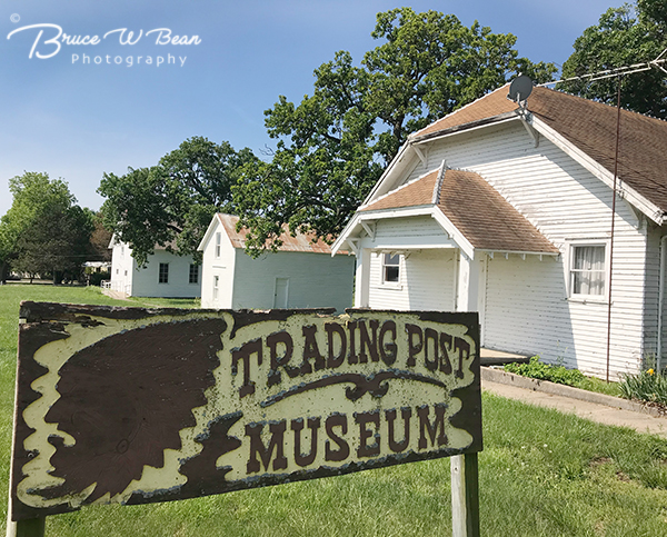 KANSAS CITY TRAVEL - TRADING POST VILLAGE & THE MARAIS DES CYGNES MASSACRE