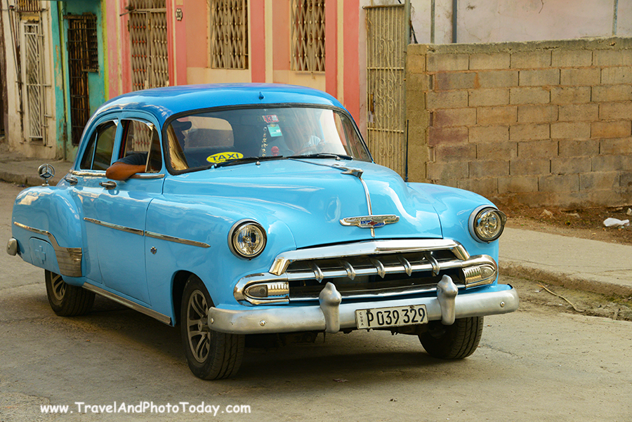 Cuba - Many And Varied Modes Of Transportation